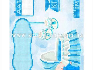 Схема для вишивки бісером від ТМ Барви Поділля СВ-4016