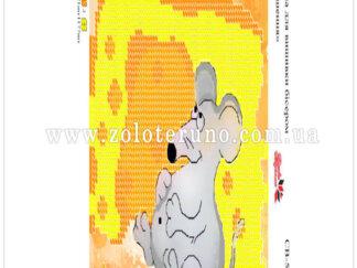 схема для вишивки бісером Барви Поділля СВ-5138