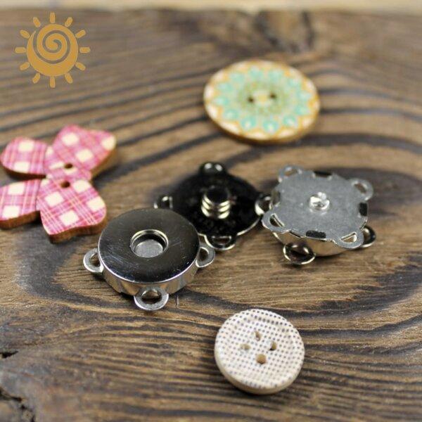 магнитная кнопка для сумки