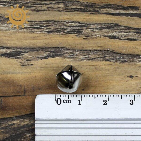 Декоративний елемент дзвіночок, колір срібний 2