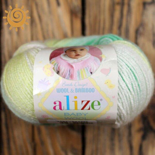 alize baby wool купить