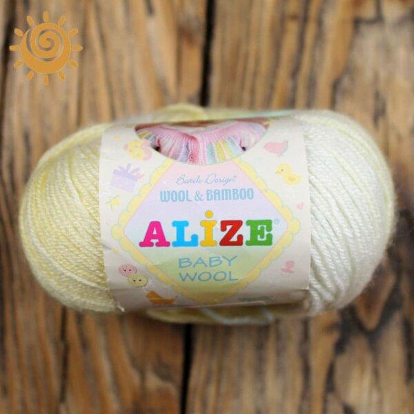 Alize Baby wool batik 3569 1
