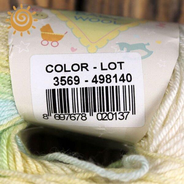 Alize Baby wool batik 3569 2