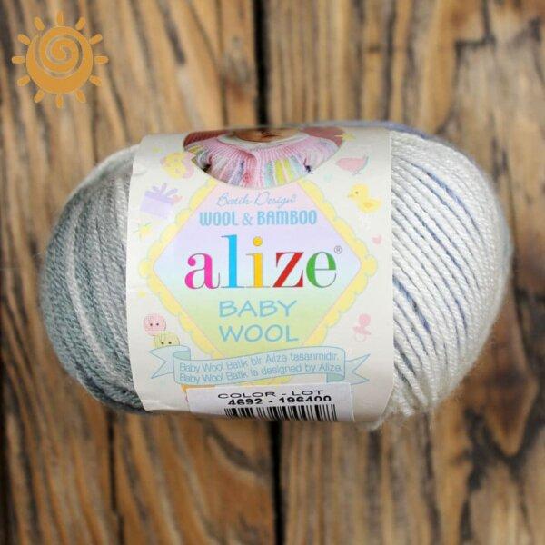 Alize Baby wool batik 4692 1