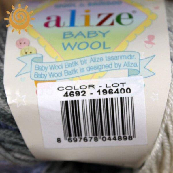 Alize Baby wool batik 4692 2