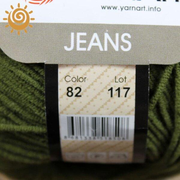 YarnArt Jeans 82 1