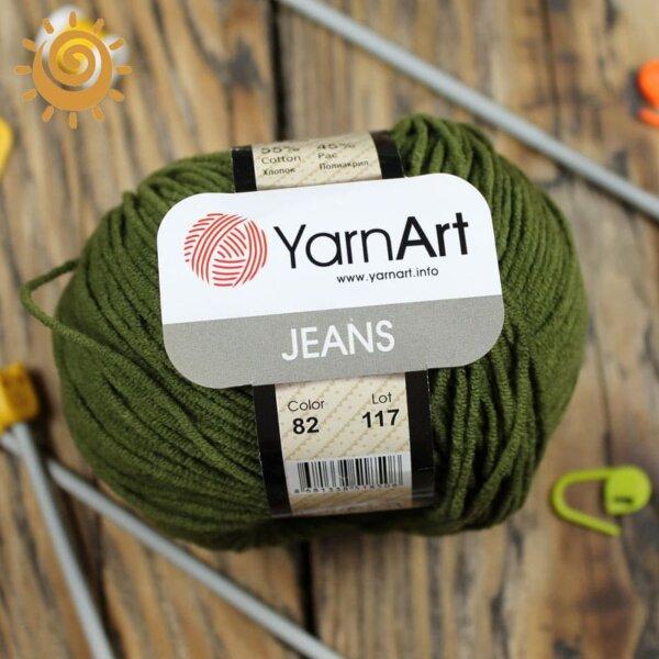 YarnArt Jeans 82 2