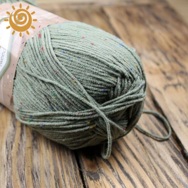 Alize Cotton Tweed 372 3