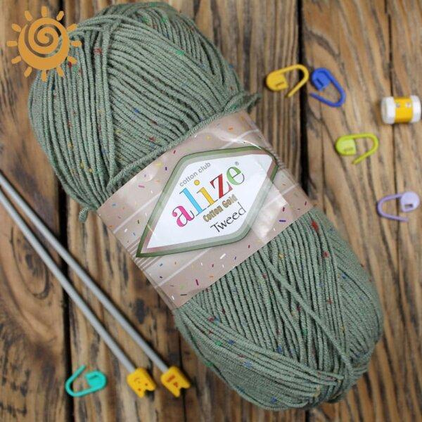 Alize Cotton Tweed 372 4